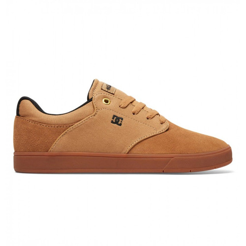 tenis calzado hombre mike taylor m shoe we9 dc shoes café