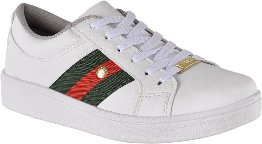 31bfdf2026 tenis casual feminino cr shoes estilo visano branco listra. Carregando zoom.