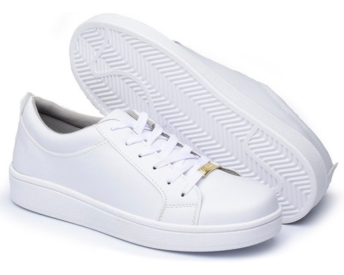 tenis casual feminino cr shoes estilo vizzano conforto bota