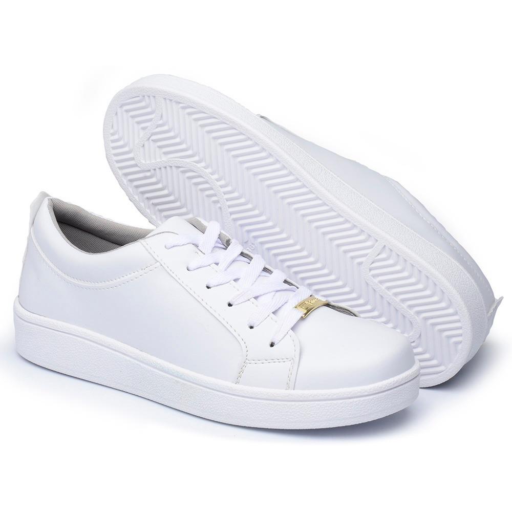 42223840b1 tenis casual feminino cr shoes sapatenis branco promoçao. Carregando zoom.