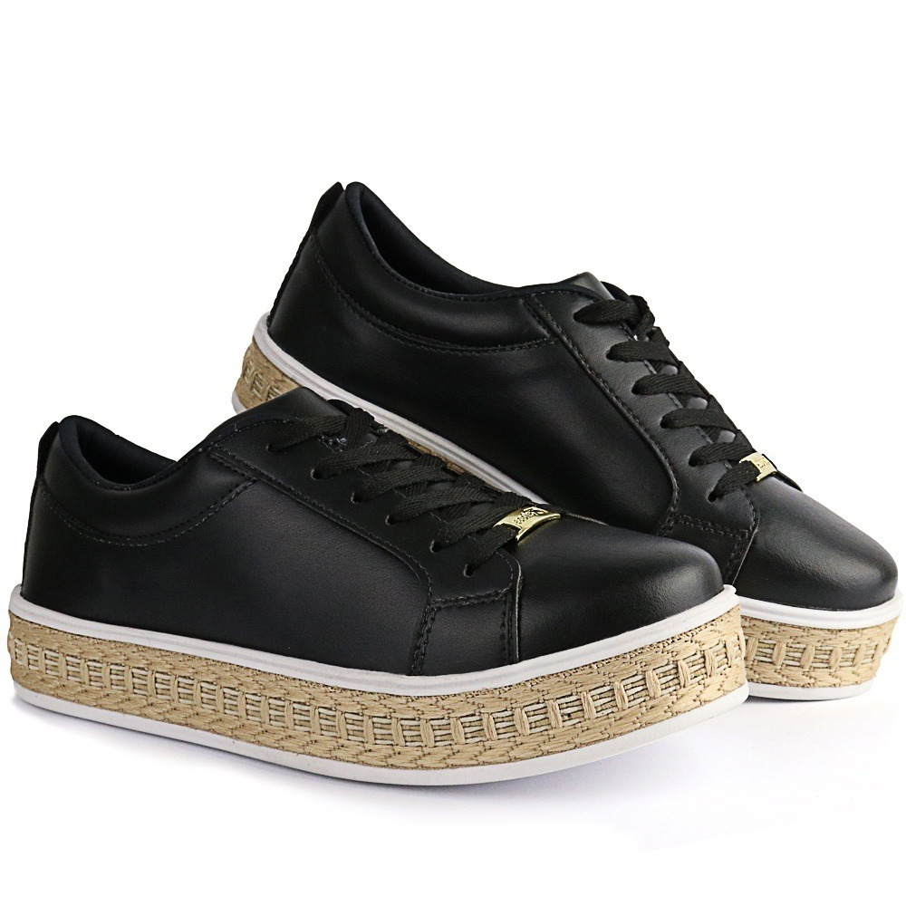 e9392a60c7 tenis casual feminino estilo moda sapato super promoçao 2019. Carregando  zoom.