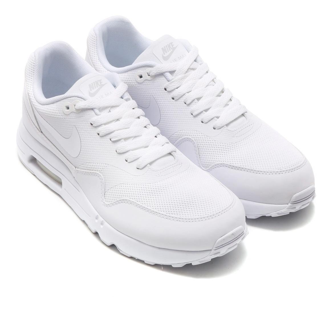 Tenis Casual Nike Air Max 1 Ultra 2.0 Blanco Envío Gratis