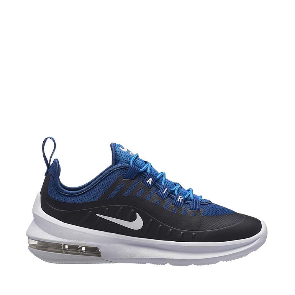 buy popular fd941 8e493 ... coupon tenis casual nike air max axis bg niño azul negro 179925.  cargando zoom.