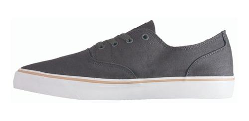 tenis casual unisex flash adys300417-bg3 dc shoes
