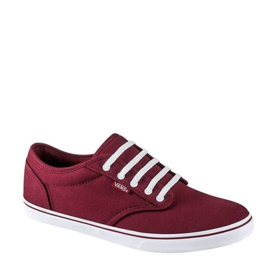 Tenis Casual Agujeta Vans Atwood Low Blanco Mujer Id-158076 ... 0a59a3cb7bb