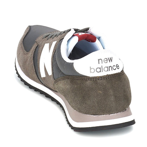 tenis casual zapatilla unisex 420 gris new balance