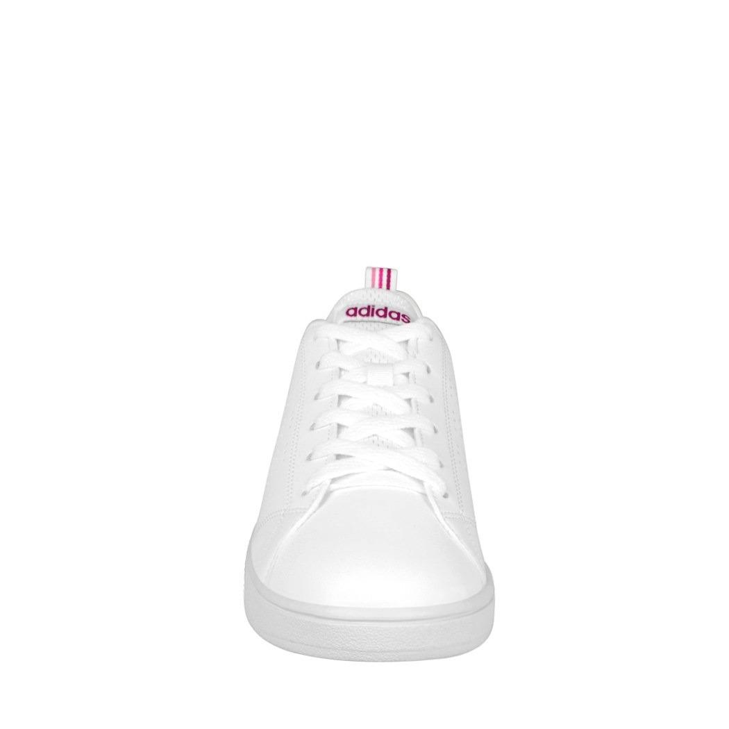 112084b1d06 Tenis Casuales adidas Para Mujer Simipiel Blanco B74574 -   899.00 ...