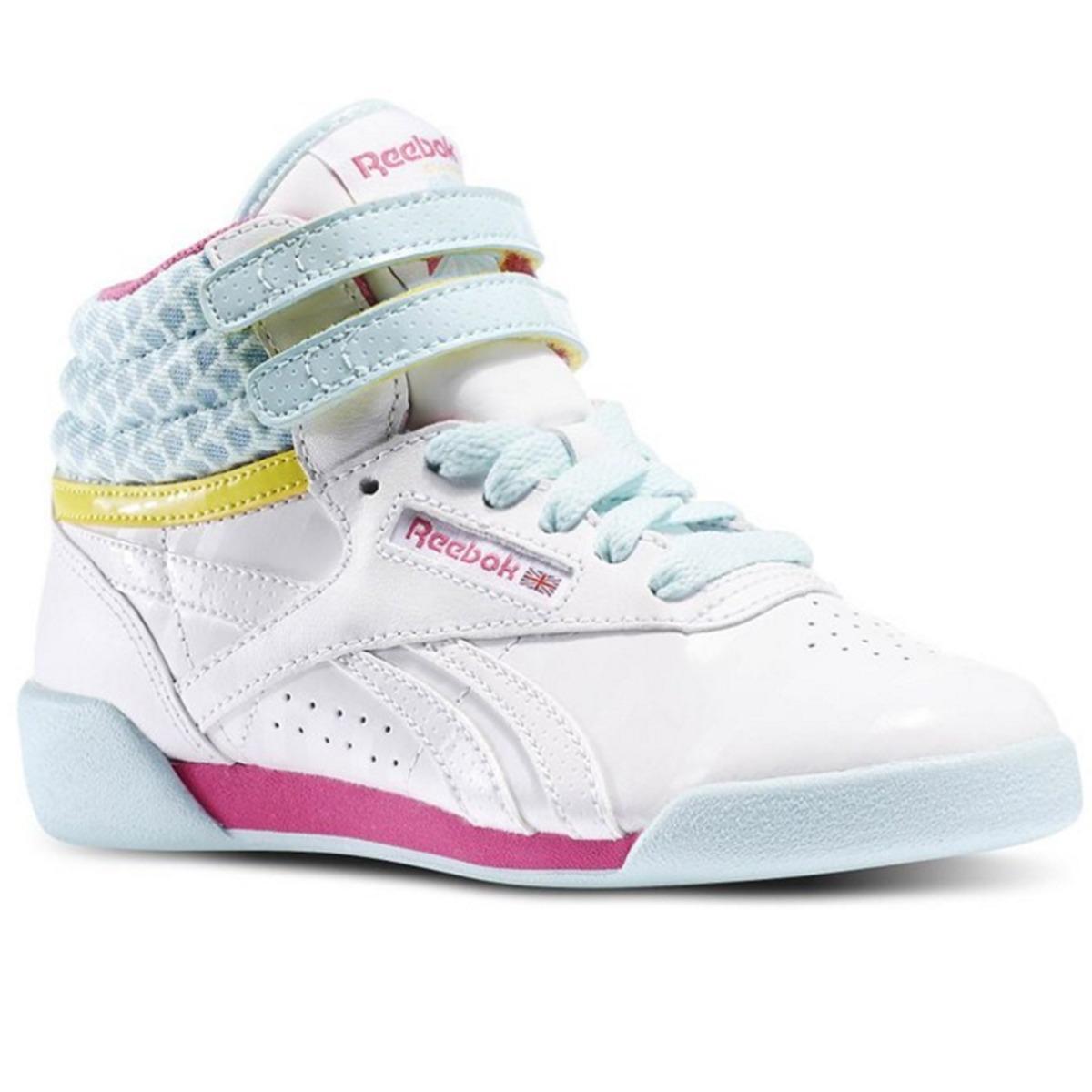 ff88a28151b Fs 649 Para Casuales V63071 Niña Hi Classic 00 Tenis En Reebok 1pwPP ...