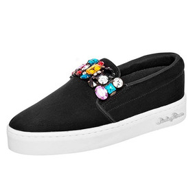 buy online 14d63 a98c3 Tenis Casuales Marca Lady One Con Pedreria Mk-3533 Dog