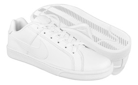zapatos nike blancos hombre