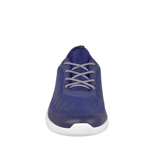 tenis casuales para caballero flexi 73701 azul