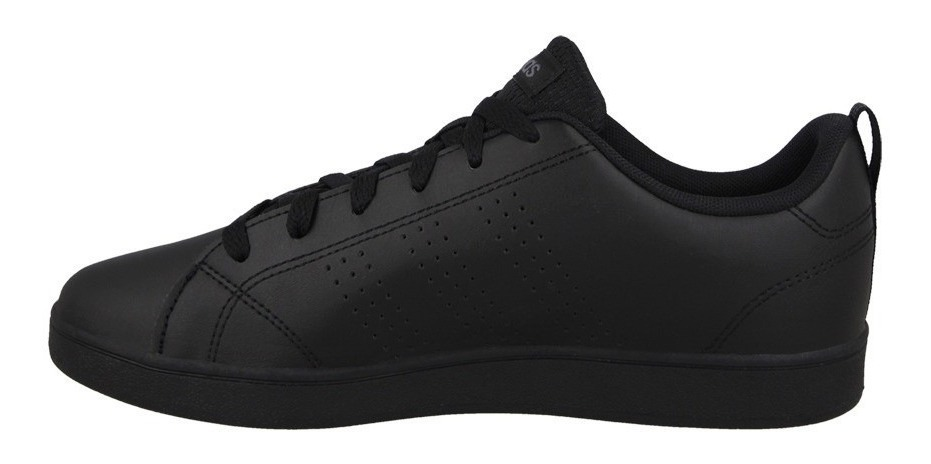 Tenis Casuales Para Mujer adidas Advantage Clean Color Negro