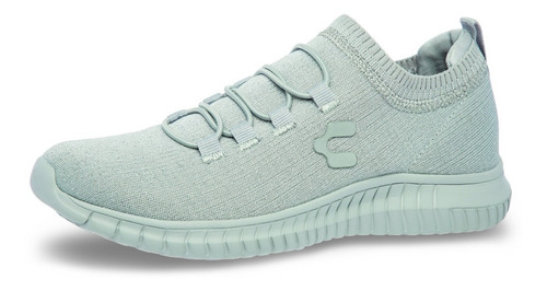tenis charly 1049182 unisex color gris