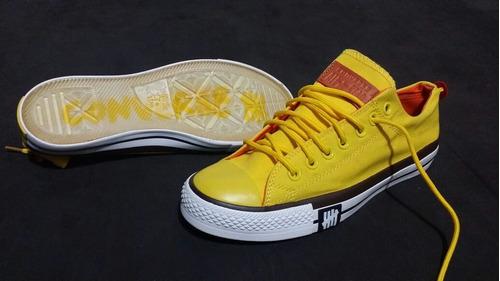 tenis chuck taylor amarillo gran remate!!