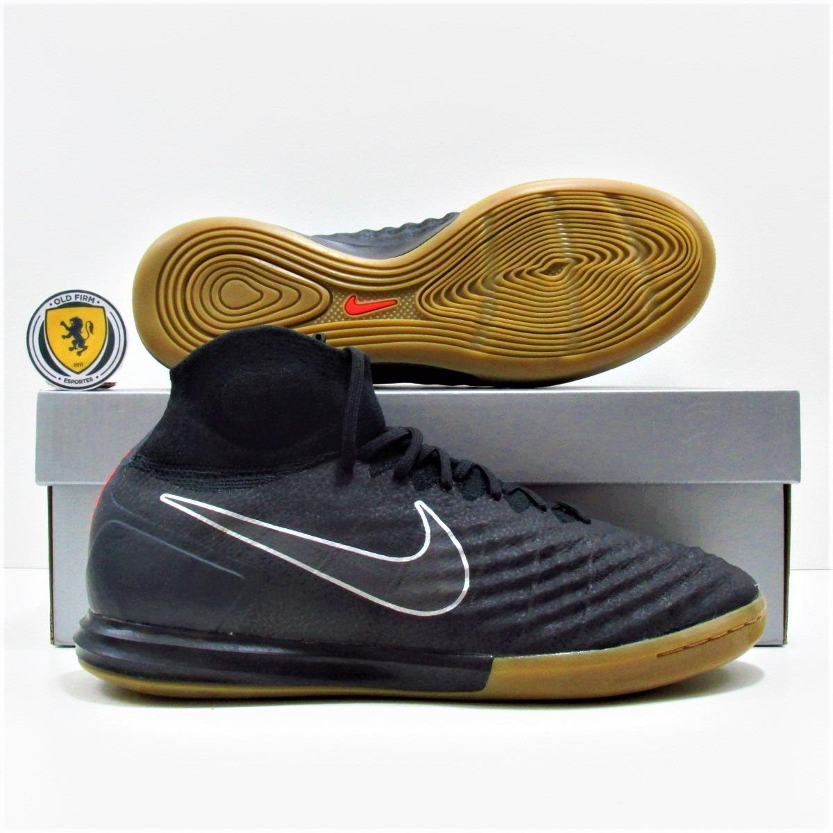 Tenis Chuteira Futsal Nike Magistax Proximo Original - R  449 e7148cb5f4aaf