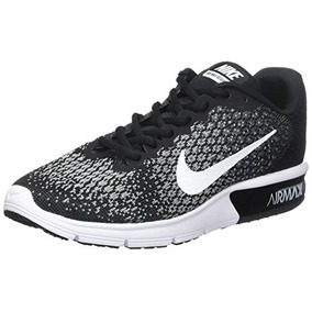 new arrival 62dc6 5f5cf Zapatillas De Running Nike Air Max Sequent 2 Para Mujer Negr