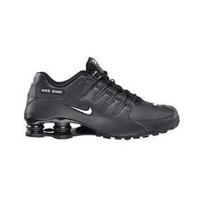 huge discount de2a7 383e3 Zapatillas Para Correr Nike Shox Nz Eu Negro   Blanco-negro