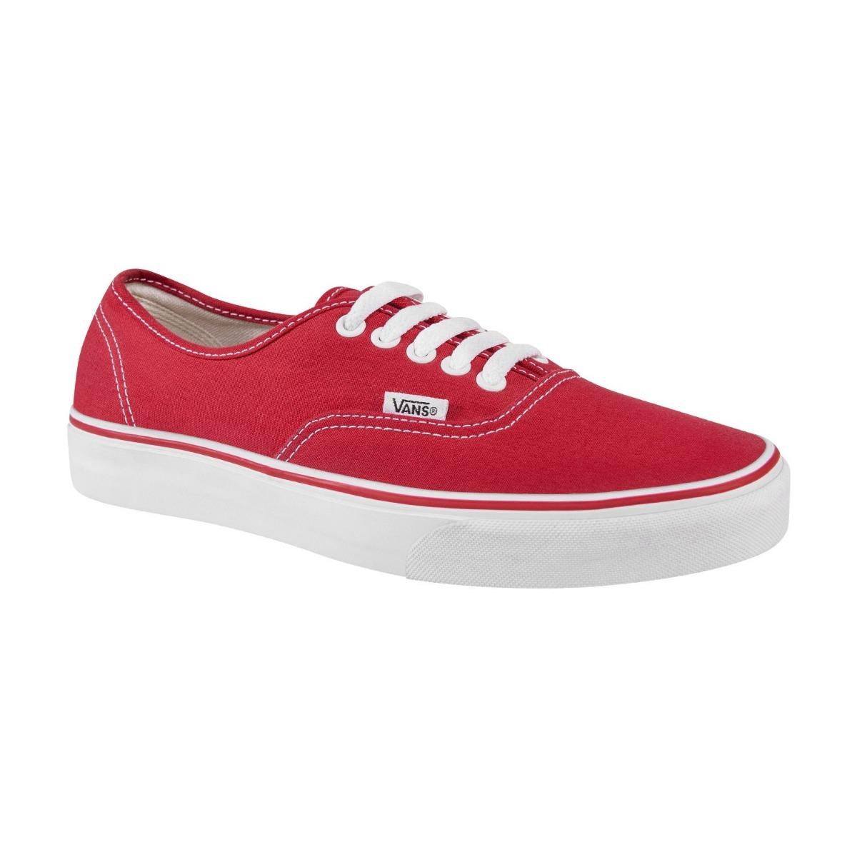 Compre 2 APAGADO EN CUALQUIER CASO vans de color rojo Y OBTENGA 70 ... f4676fbda84