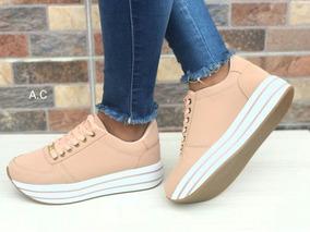 6d25b17052f Tenis Color Salmon - Zapatos para Mujer en Mercado Libre Colombia