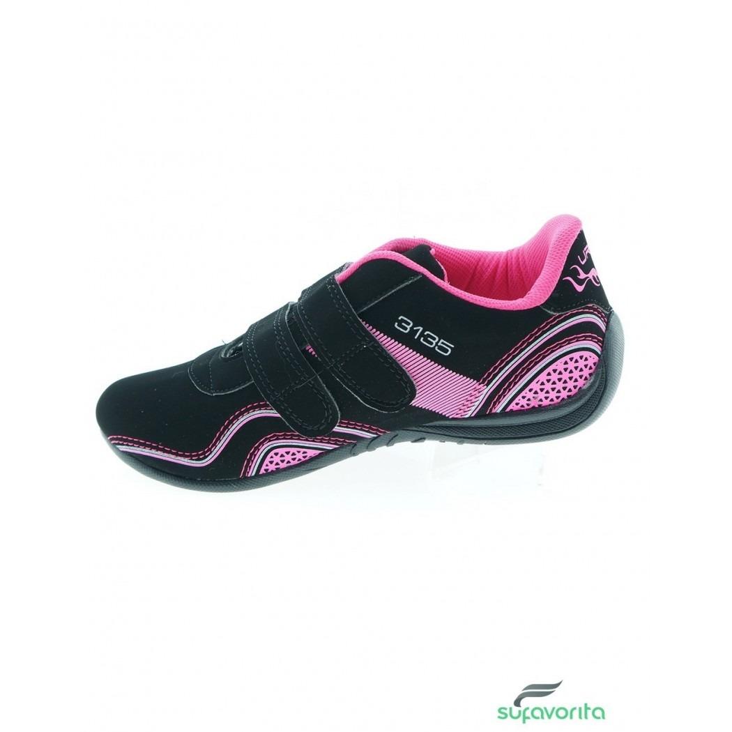 b5cd0663 tenis comodos para mujer nobuck negro rosa neon marca urbans. Cargando zoom.