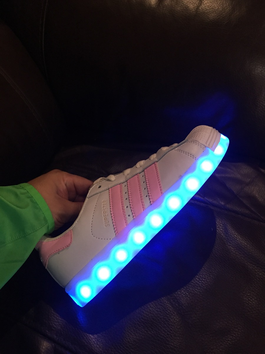 zapatillas adidas con led