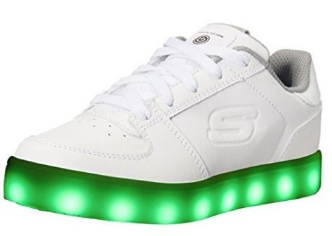 estilo único venta más caliente mejores zapatos Tenis Con Luz Led, Skechers, Unisex, Energy Light. Con Envío