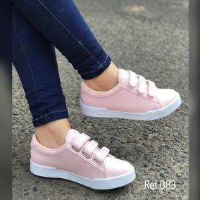 zapatillas mujer velcro adidas