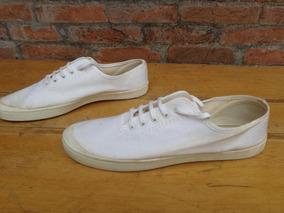 5111cc035a4 Tenis Conga Original Branco Anos 80 Vintage Novo 30 39