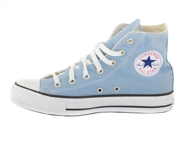 converse all star azul celeste