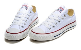 Tenis Converse All Star Blancas Originales