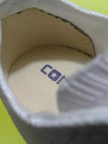 tenis converse all star  blancos 100% originales importador
