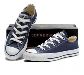 converse azules clasicas