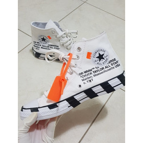 Tenis Converse All Star Offwhite Off White Hype Outfit