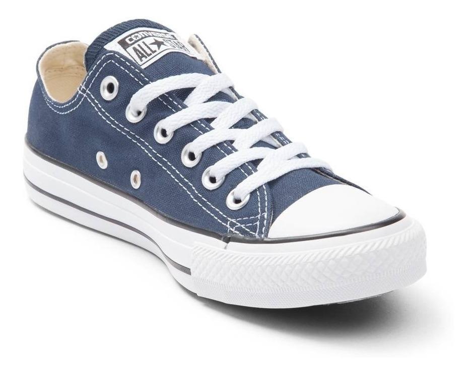 all star converse azul