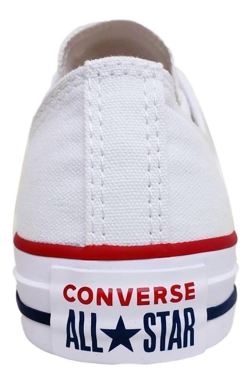 converse optical white mujer