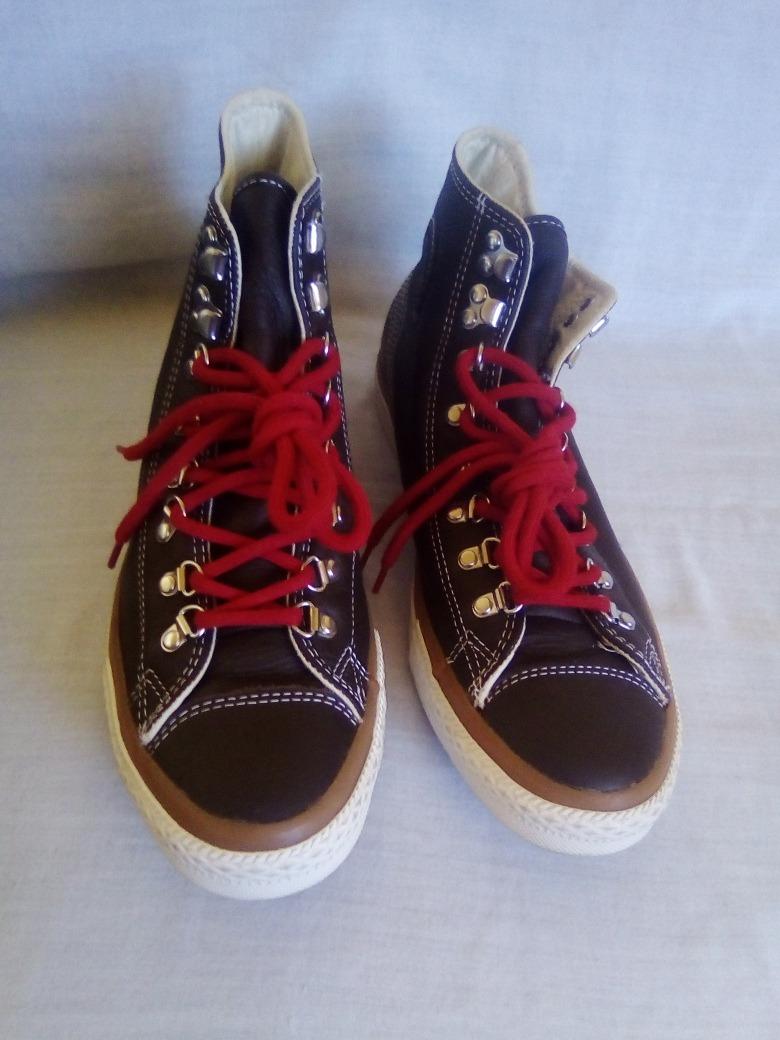 b9deb00ac3 tenis converse bota chuck taylor allstar color cqfe de piel. Cargando zoom.