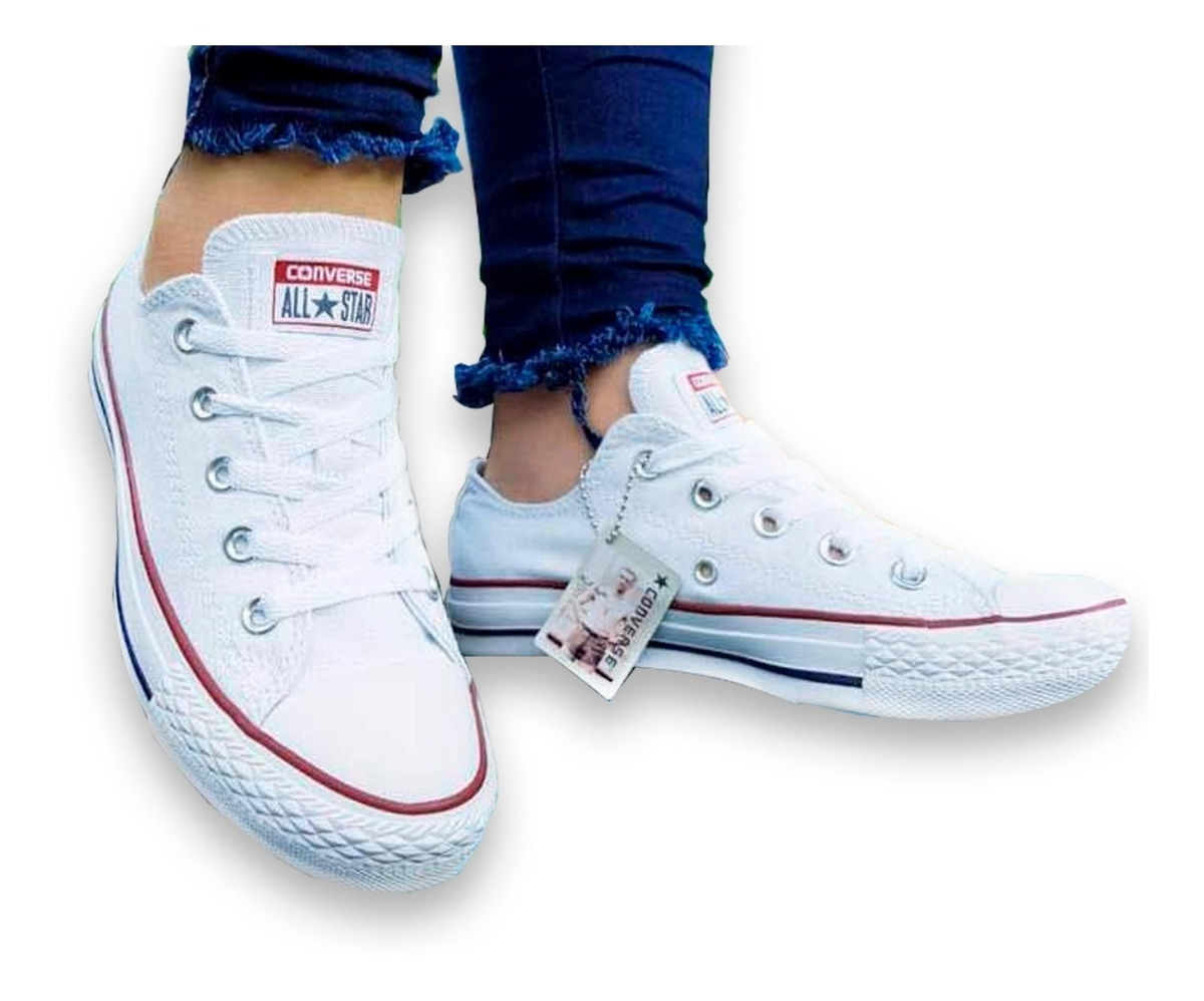converse casual mujer