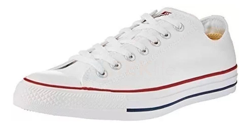 Tenis Converse Choclo Blancos Clasicos 100 % Originales