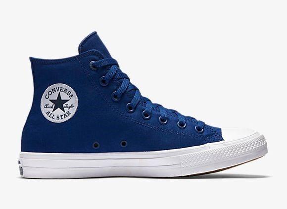 dbca26a995d606 Tenis Converse Chuck Taylor All Star 2 Hi Top Nuevo Azul ...