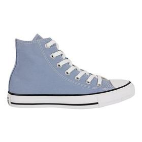 Tênis Converse Chuck Taylor All Star Hi Azul Aço