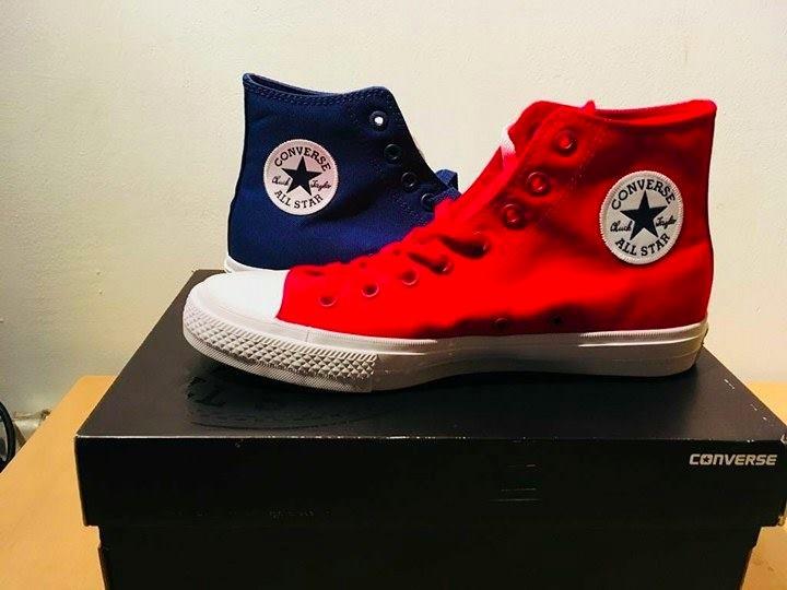 converse chuck taylor all star rojas