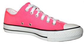 converse niña rosa 24