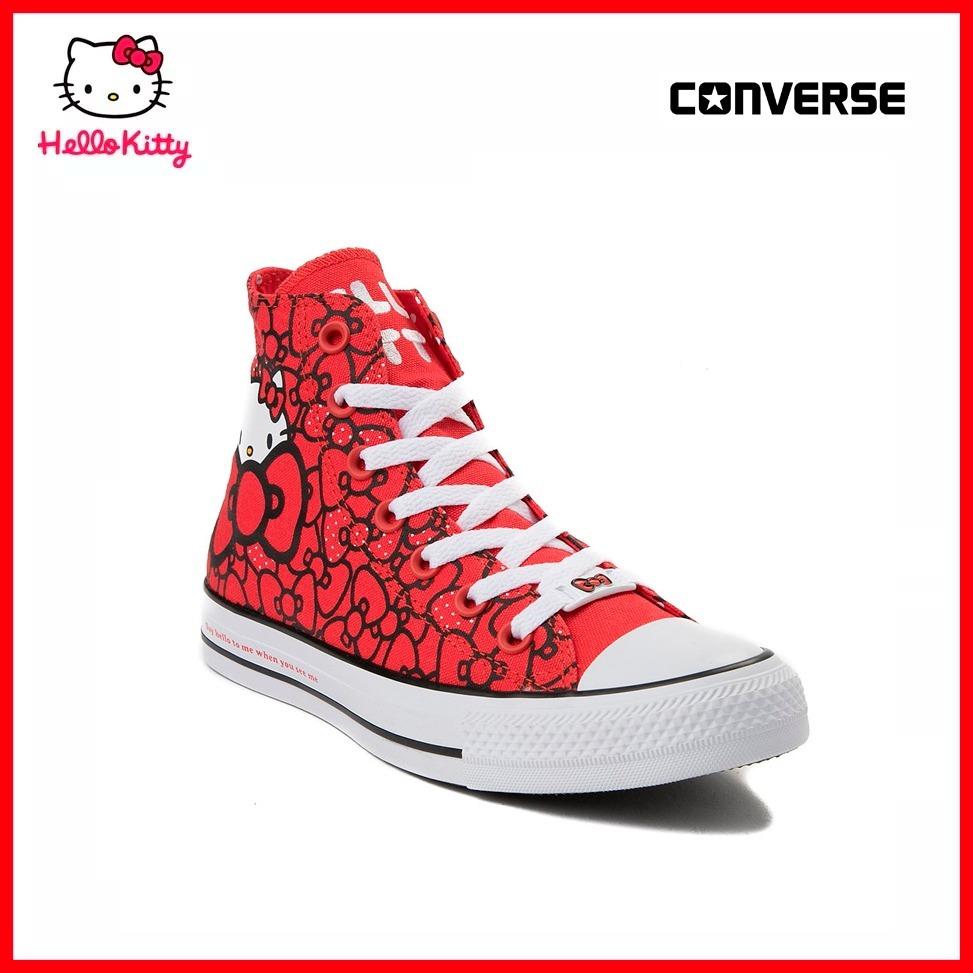 converse kitty