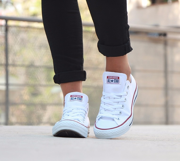 converse all star blancas corte ingles