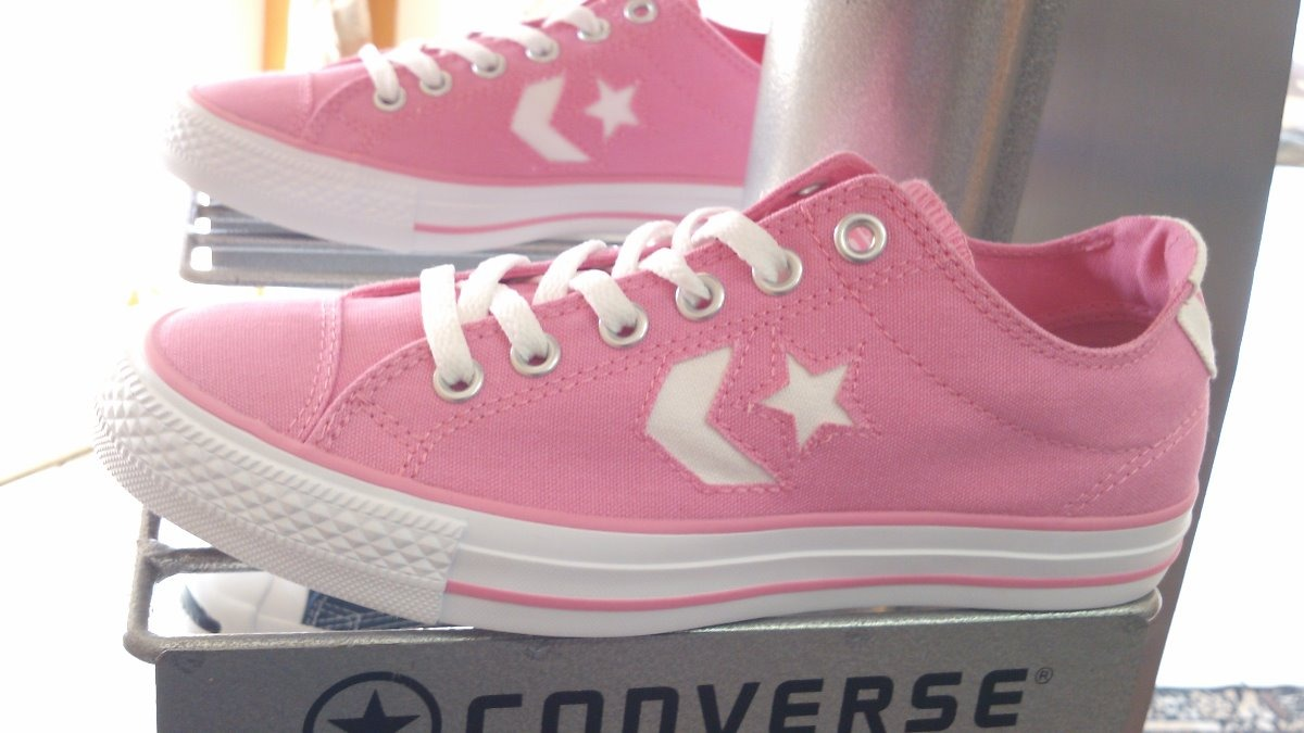 converse star player rosa