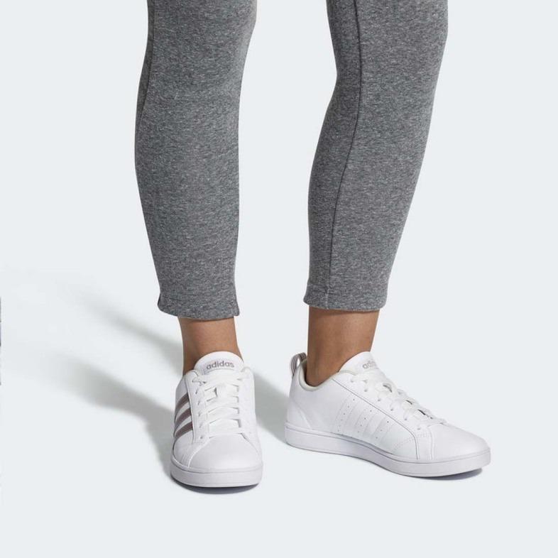 designer fashion clearance prices half off Tenis Dama adidas Vs Advantage Aw3865 Blanco
