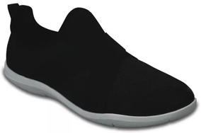 12deb916 Tenis Tipo adidas Crocs Plástico Eva Impermeable Dama. 2 vendidos - Jalisco  · Tenis Dama Crocs Swiftwater X-strap Shoe W Negro