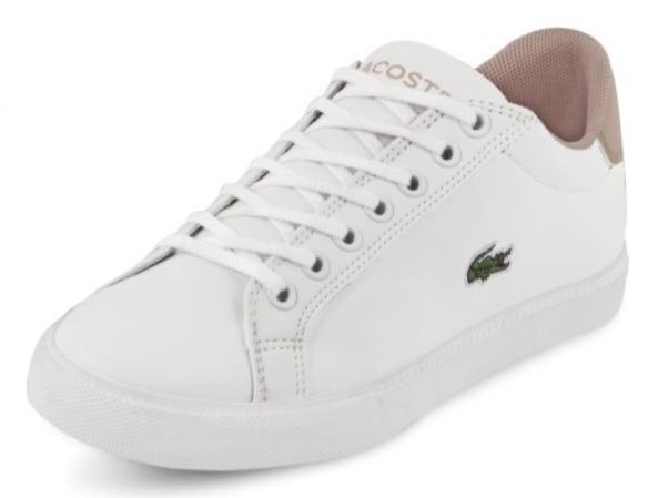Tenis Blancorosa 21 Lacoste Piel 623 Dama 8Okn0wP