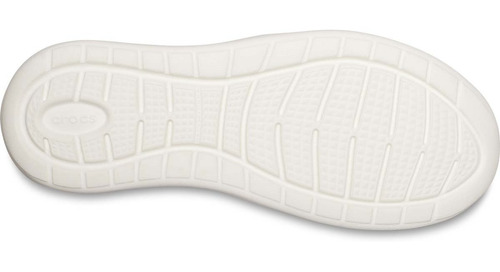 tenis dama literide mesh slip on negro/blanco