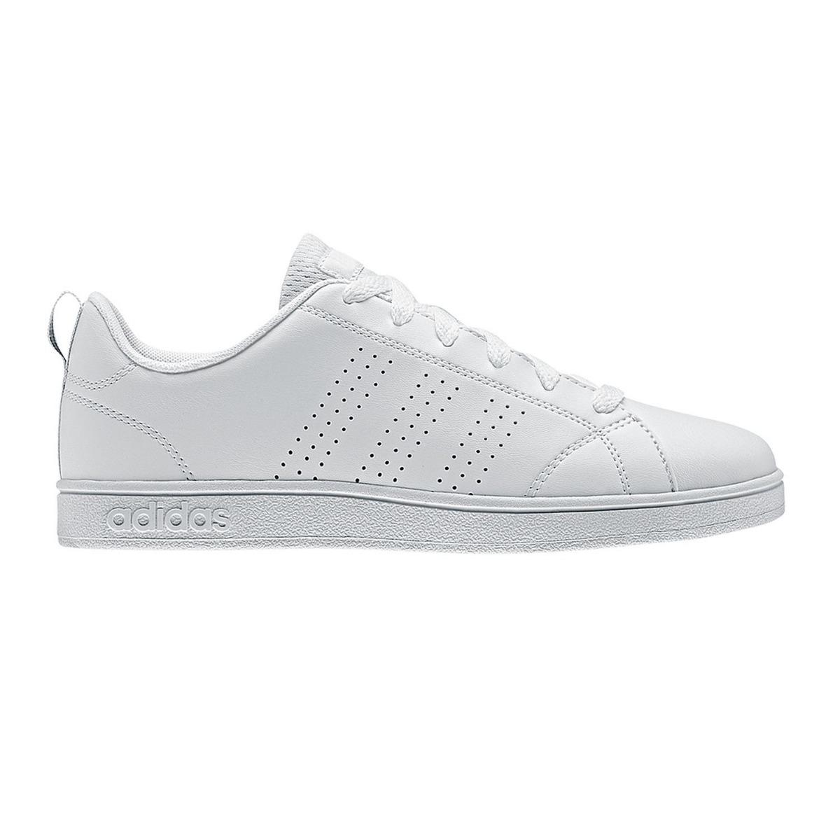 Tenis Dama-mujer adidas Neo Blanco Sintetico Nh731
